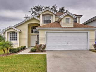 NEW! 4BR Kissimmee Home ~20 Minutes from Disney!