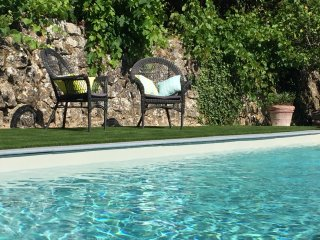 L'orangeraie villa classé 3 étoiles*** à Vallauris