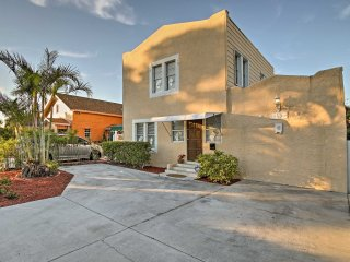 NEW! 2BR West Palm Beach Home on Antique Row