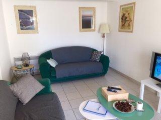 LE DUPLEX d'ARGELES : 100m2 & ses 3 chambres a 300 m a pieds de la plage