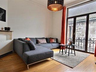 Rue de la Goffe 2 - 1-bedroom Duplex