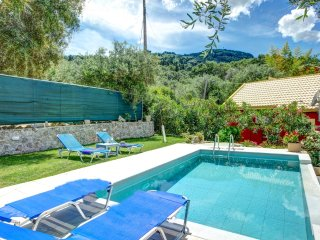 Villa Pelagia with fantastic sea views