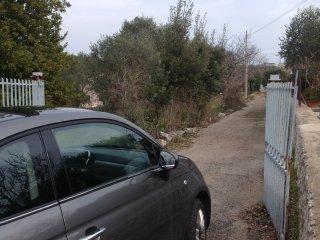 Trullo Laura in the beautiful Puglia countryside!