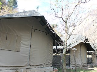 Into Wild Himalaya Camps Tirthan Valley