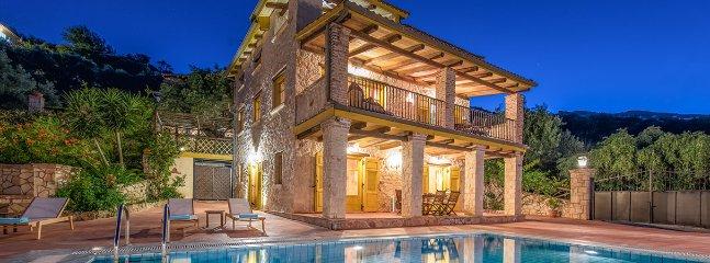 Ivi Seaview Villa, Xirokastello Zante