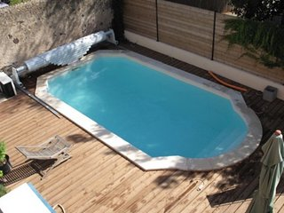 Marseillan holiday home France with pool
