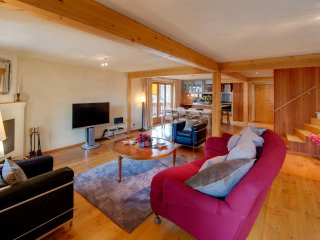 *Best Rates* Beautiful Family Chalet In Central Zermatt