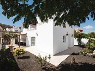 Reyes' House