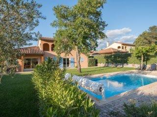 Villa Marguerite op vakantiepark Les Rives des l'Ardeche