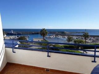 Apartamento con vistas a la mar