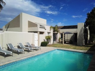 Modern villa with large private pool