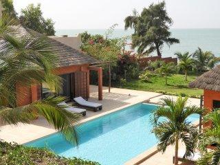 Villa entre terre et océan