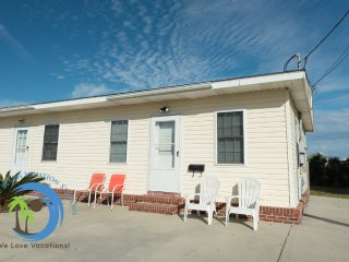 Cherry Grove Beach Bungalow #2 - Steps to the Beach! Pet Friendly!
