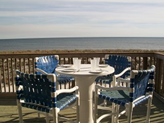 Beach front beauty....Welcome to Pops' Promise