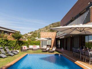 Villa La Gavina, a 4 min. de Sitges