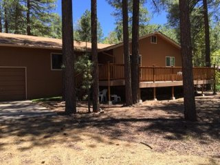 Pinetop Cabin / 3Bed/2Bath