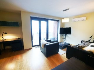 1 Bed room modern Angel City apartment