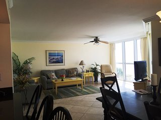 SeaSpray Perdido Key #406 ~ 2 Bedroom Gulf Front
