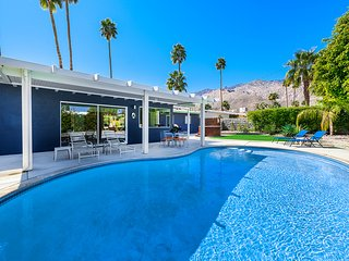 Palm Springs Modern Villa