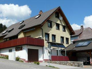 Ferienwohnung im Hochschwarzwald Haus Hasenhornblick Todtnauberg