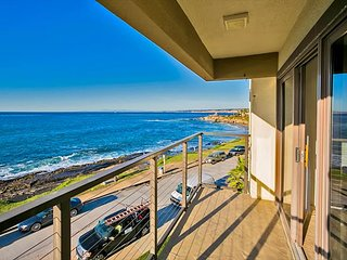 15% OFF JAN-Oceanfront, White Water Views, Walk to Beach, Shops & Restaurants