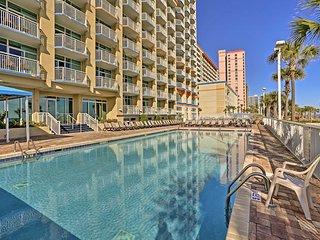 Myrtle Beach Condo in #1 Resort w/ Ocean Views!