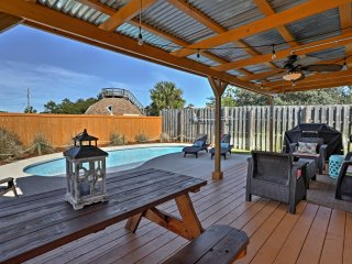 2BR Panama City Beach Home - 3 Blocks from Beach!