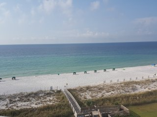 Pensacola Beach Waterfront with NO Obstructed Views!  Booking Blue Angels Week!