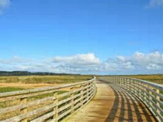Tramore Beach Boardwalk en Cuan na Ri
