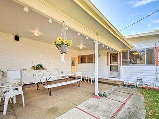 Updated Colorado Springs Home w/Yard & Mtn Views!