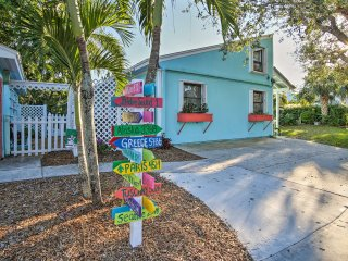 Tropical Hobe Sound Cottage: < 2 Mi From the Beach