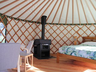 Oasis Yurt Lodge & The Shed Cottage