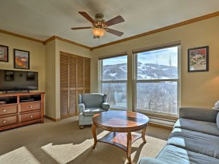 Brian Head Resort-Style Studio w/ Views - Ski-Out