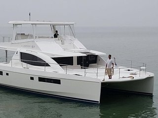 Private Yacht Charter in Penang