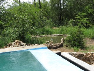 FOXY CROCODILE BUSH RETREAT (UNIT 2)