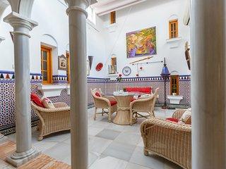 Casa Glorieta en lujosa villa de Nijar con piscina