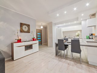 Apartament Homely Place Perłowy Centrum Poznań