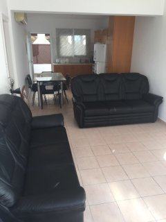 There is a TV and DVD player for your entertainment. The Lounge has two double Sofa Beds.