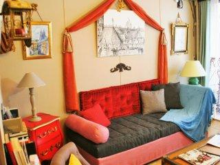 BAYEUX CENTRE Suite de Charme 2 personnes ' la Casanova' - JACUZZI/Massages -