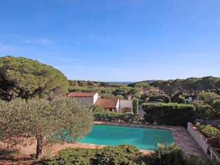 Villa 10 pers - Piscine privative - Vue mer - Sainte-Maxime