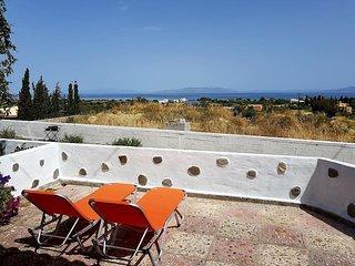 Melina's Apartment Sea View (Artemis)