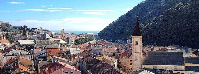 Medieval city of finalborgo