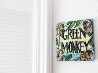 Holder House 'Green Monkey'