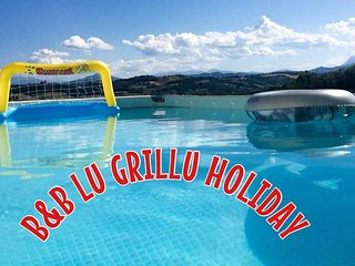 B&B LU GRILLU HOLIDAY