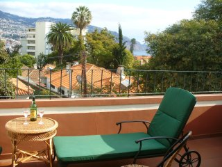 Quinta Elena...a 3 bedroom Villa with two balconies and a patio garden