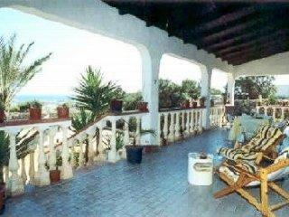 Lampedusa - Villa Summer vista mare indipendente in affitto - Case vacanze
