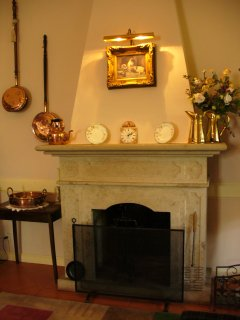 Sitting Room(above Fireplace)