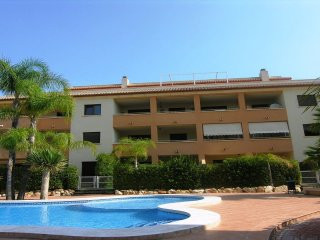 TOP FLOOR APARTMENT WALKING DIST TO SANDY BEACH IN JAVEA, COSTA BLANCA