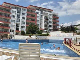 2-Bedroom Sea View Apartment, Imperial Fort Club Sveti Vlas