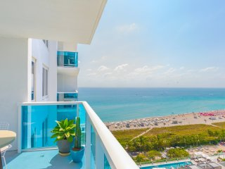 Newest Luxurious Eco Hotel Condo! Beach Access Ocean View Unit 1512
